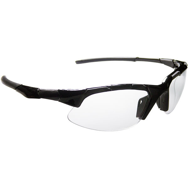 dc1580e524e Parkson Safety Industrial Corp. - Black trendy safety glasses - SS-7543