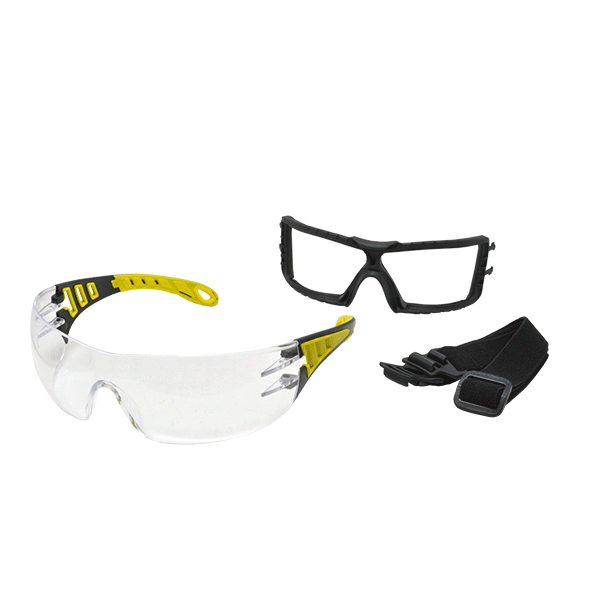 Sporty replaceable Safety Spectacle - VG-20301