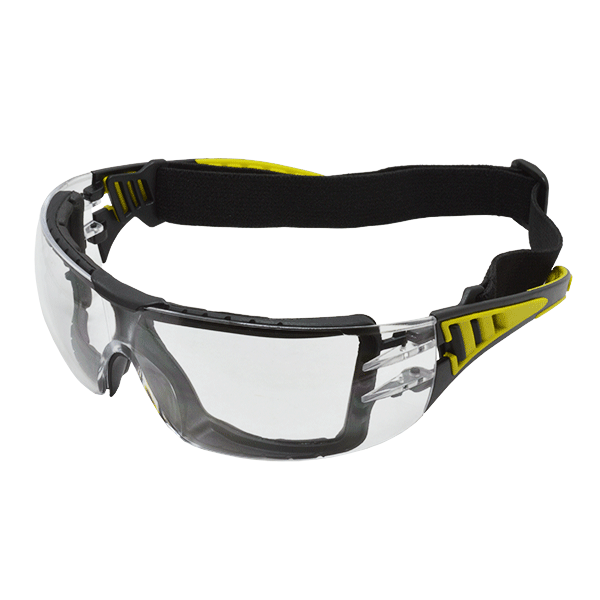 Sporty elastic band Safety Spectacle - VG-20301