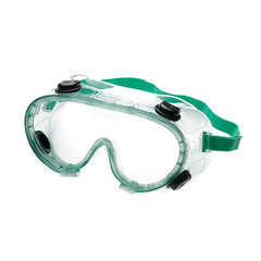 Indirect vents safety goggle