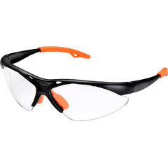 Sporty style orange safety spectacle - SS-1923
